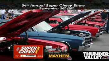 Bristol Dragway 34th Annual Super Chevy Show TV Spot - Thumbnail 7