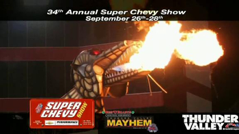 Bristol Dragway 34th Annual Super Chevy Show TV Spot - Thumbnail 8