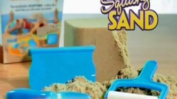 Squishy Sand TV Spot, 'Play Indoors!'