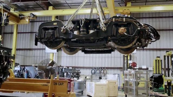Siemens Rail TV Spot, 'Somewhere in America' - Thumbnail 5