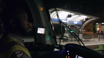 Siemens Rail TV Spot, 'Somewhere in America' - Thumbnail 9