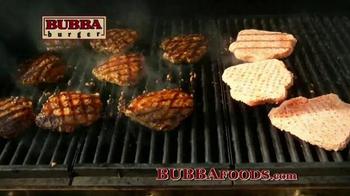 Bubba Burger TV Spot, 'Many Kinds of Burgers' - Thumbnail 3