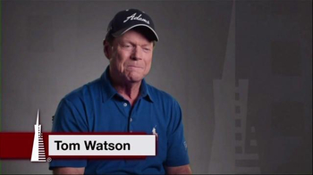 Transamerica TV Spot, 'Most Poignant Ryder Cup Memory' Featuring Tom Watson - 11 commercial airings