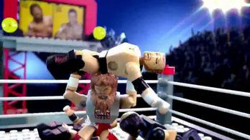 WWE Stack Down TV Spot, 'Ring Match' - 151 commercial airings