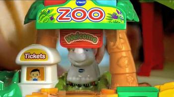 VTech Go! Go! Smart Animals Zoo TV Spot, 'Zoo Explorers Playset' - Thumbnail 1
