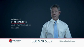 National Debt Relief TV Spot, 'Call Us Now'