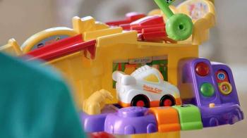 VTech Go!Go! Smartwheels Ultimate Amazement Park Toy Set TV Spot - Thumbnail 6