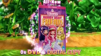 Strawberry Shortcake Berry Best Friends on DVD & Digital Copy TV Spot - Thumbnail 1
