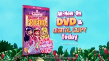 Strawberry Shortcake Berry Best Friends on DVD & Digital Copy TV Spot - Thumbnail 10