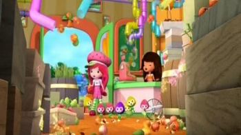Strawberry Shortcake Berry Best Friends on DVD & Digital Copy TV Spot - Thumbnail 2