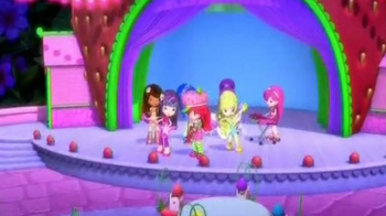 Strawberry Shortcake Berry Best Friends on DVD & Digital Copy TV Spot - Thumbnail 7