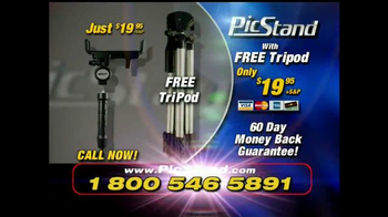 PicStand TV Spot Featuring Marc Gill - Thumbnail 9