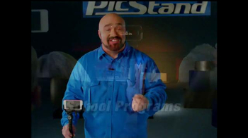PicStand TV Spot Featuring Marc Gill - Thumbnail 1