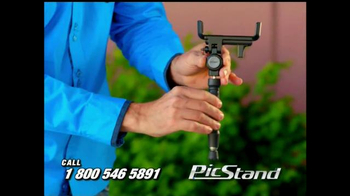 PicStand TV Spot Featuring Marc Gill - Thumbnail 7