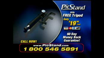 PicStand TV Spot Featuring Marc Gill - Thumbnail 8
