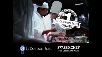 Le Cordon Bleu TV Spot, 'Culinary Calling' - Thumbnail 4