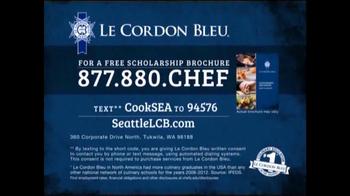 Le Cordon Bleu TV Spot, 'Culinary Calling' - Thumbnail 9