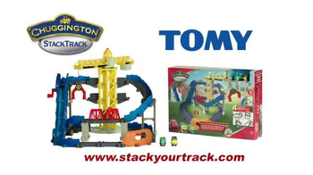 Tomy Brewster's Big Build Adventure Set TV Spot, 'Chuggington StackTrack' - Thumbnail 10
