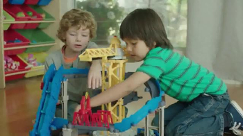 Tomy Brewster's Big Build Adventure Set TV Spot, 'Chuggington StackTrack'