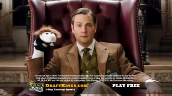 DraftKings TV Spot, 'Puppets' - Thumbnail 4