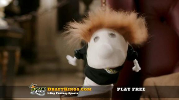 DraftKings TV Spot, 'Puppets' - Thumbnail 5