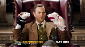DraftKings TV Spot, 'Puppets' - Thumbnail 9