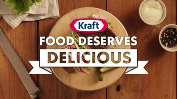 Kraft Mayo TV Spot, 'Real Mayo. Food Deserve Delicious' - Thumbnail 10