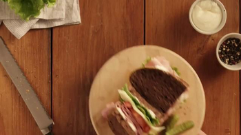 Kraft Mayo TV Spot, 'Real Mayo. Food Deserve Delicious' - Thumbnail 9