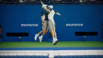Esurance TV Spot, 'Bryan Bump' - 2 commercial airings