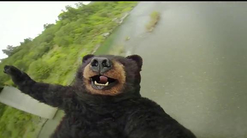 Black Bear Diner TV Spot, 'Bungee Bear'