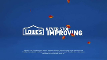 Lowe's TV Spot, 'How to Make Your Guests Think They're at the Wrong House' - Thumbnail 9