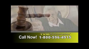 TVM Advocates TV Spot, 'Pelvic Mesh' - Thumbnail 9