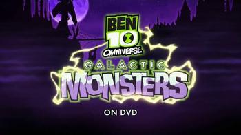 Ben 10 Galatic Monsters DVD TV Spot - Thumbnail 5