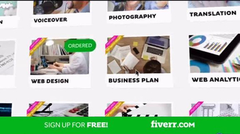Fiverr TV Spot, 'Business Needs' - Thumbnail 9