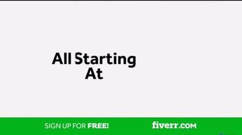 Fiverr TV Spot, 'Business Needs' - Thumbnail 7