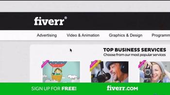 Fiverr TV Spot, 'Business Needs' - Thumbnail 8