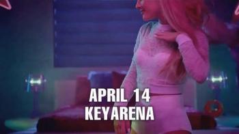 Ariana Grande The Honeymoon Tour TV Spot - Thumbnail 6
