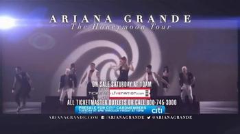 Ariana Grande The Honeymoon Tour TV Spot - Thumbnail 8