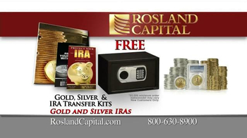Rosland Capital Silver TV Spot, 'A Great Way to Start Investing'  - Thumbnail 10