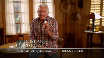 Rosland Capital Silver TV Spot, 'A Great Way to Start Investing'  - Thumbnail 4