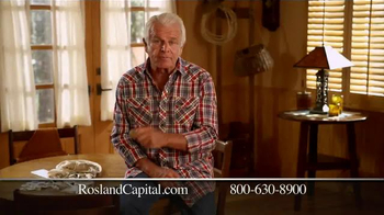 Rosland Capital Silver TV Spot, 'A Great Way to Start Investing'  - Thumbnail 5