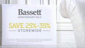Bassett Anniversary Sale TV Spot, 'Susan' - Thumbnail 6
