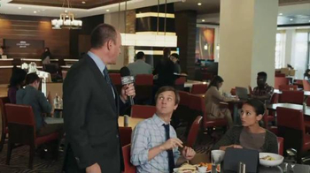 Courtyard Marriott TV Spot, 'Official Hotel of the NFL' - Thumbnail 3