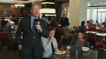 Courtyard Marriott TV Spot, 'Official Hotel of the NFL' - Thumbnail 7