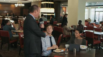 Courtyard Marriott TV Spot, 'Official Hotel of the NFL' - Thumbnail 8