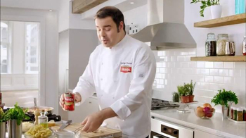 Hunt's Diced Tomatoes TV Spot, 'Fresh & Delicious Flavors' Ft. George Duran