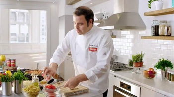 Hunt's Diced Tomatoes TV Spot, 'Fresh & Delicious Flavors' Ft. George Duran - Thumbnail 3