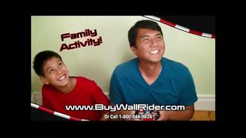Wall Rider TV Spot - Thumbnail 9