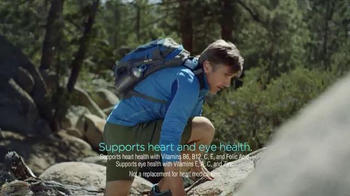 One A Day TV Spot, 'Mens 50+ Hiking' - Thumbnail 6