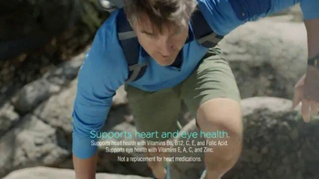 One A Day TV Spot, 'Mens 50+ Hiking' - Thumbnail 7